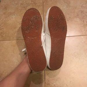 Superga Shoes - White Superga Cotu Sneakers size 42 Women 10.5